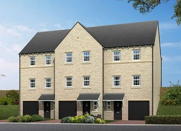 "Thumbnail 3 bed town house for sale in ""The Riverdale"" at Sykes Lane, Silsden, Keighley"