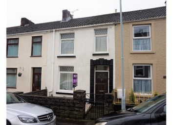 Thumbnail 2 bed terraced house for sale in Kimberley Road, Sketty