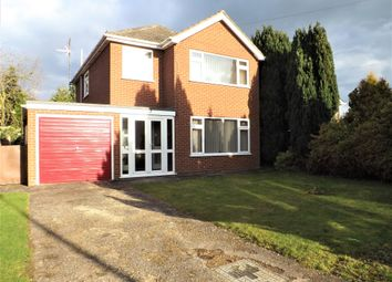 Thumbnail 3 bed detached house for sale in Hatt Close, Moulton, Spalding