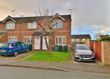 Thumbnail 2 bed end terrace house to rent in Kingsmead Mews, Willenhall, Coventry