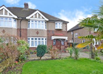 Thumbnail 3 bed semi-detached house to rent in London Road, Staines