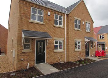 Thumbnail 3 bed semi-detached house to rent in Fenmen Place, Wisbech