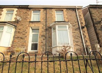 Thumbnail 4 bed end terrace house for sale in Ynyswen Road, Ynyswen, Treorchy