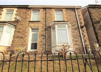 Thumbnail 4 bedroom end terrace house for sale in Ynyswen Road, Ynyswen, Treorchy