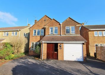 Thumbnail 5 bed detached house for sale in Manor Road, Keynsham, Bristol