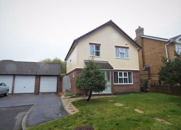 Thumbnail 4 bed detached house for sale in Locks Heath, Southampton