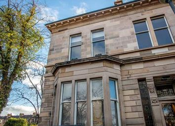 Thumbnail 2 bed flat to rent in Lancaster Terrace, Glasgow