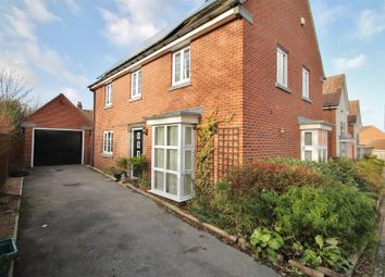Thumbnail 4 bedroom detached house for sale in Englefield Way, Basingstoke