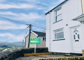 Thumbnail 2 bed cottage for sale in Mill Street, Trecynon, Aberdare