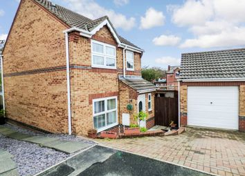 Thumbnail 3 bed detached house for sale in Bluebell Close, Leadgate, Consett