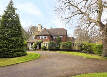 Thumbnail 6 bedroom detached house for sale in East Road, St George's Hill, Weybridge, Surrey