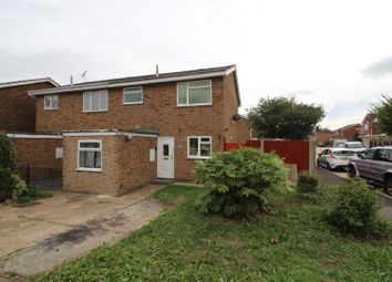 Thumbnail 4 bed semi-detached house for sale in Harrow Road, Canvey Island