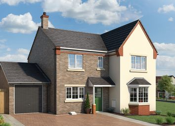 "Thumbnail 4 bed property for sale in ""The Holly"" at The Bache, Telford"