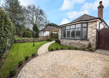 Thumbnail 3 bed detached bungalow for sale in Catisfield Lane, Fareham