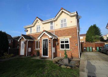 Thumbnail 2 bed semi-detached house for sale in Minster Park, Cottam, Preston