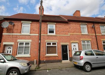 Thumbnail 2 bed terraced house for sale in Coronation Street, Tamworth