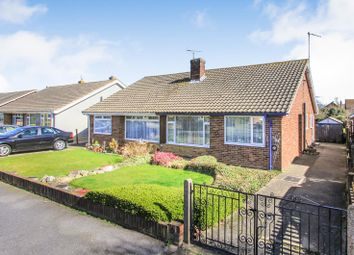 Thumbnail Semi-detached bungalow for sale in Burnan Road, Whitstable