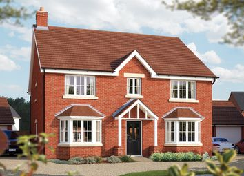 "Thumbnail 5 bed detached house for sale in ""The Winchester"" at Holden Close, Biddenham, Bedford"