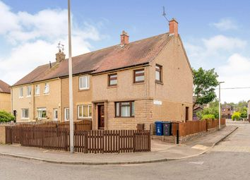 Thumbnail 2 bed end terrace house for sale in Woodburn Avenue, Dalkeith, Midlothian
