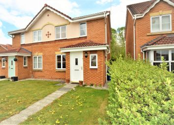 Thumbnail 3 bed property for sale in Newport Close, Wrexham