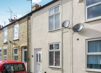 Thumbnail 2 bedroom terraced house for sale in Bedford Street, Peterborough