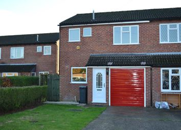 Thumbnail 3 bed semi-detached house to rent in Derwent Road, Thatcham, Berkshire