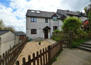 Thumbnail 4 bedroom end terrace house for sale in Grantham Close, Plymouth, Devon