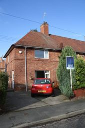 Thumbnail 2 bed semi-detached house to rent in Enderby Square, Beeston, Nottingham