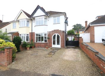 Thumbnail 3 bed semi-detached house for sale in St. Marys Avenue, Rushden