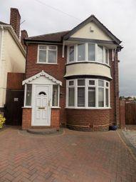 Thumbnail 3 bed detached house to rent in Trejon Road, Cradley Heath, Cradley Heath