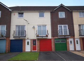 Thumbnail 2 bed town house for sale in Biscombe Gardens, Saltash