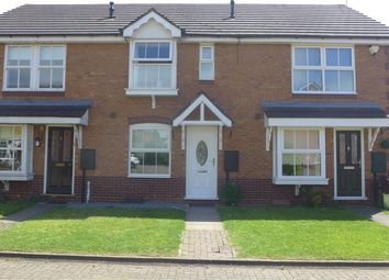Thumbnail 2 bed terraced house to rent in Worsdell Close, Coundon, Coventry, West Midlands