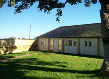 Thumbnail 2 bed bungalow to rent in Eyebury Road, Eye, Peterborough