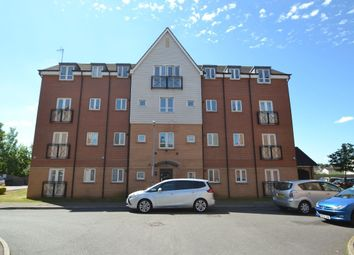 Thumbnail 2 bed flat for sale in River View, Northampton
