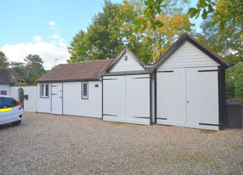 Thumbnail 1 bed cottage to rent in Chiltern Road, Chesham Bois, Amersham