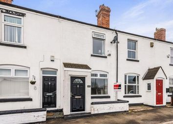 Thumbnail 2 bed terraced house for sale in Daw End Lane, Walsall, West Midlands