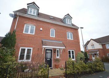 Thumbnail 4 bed detached house for sale in Hesketh Way, Bromborough, Wirral