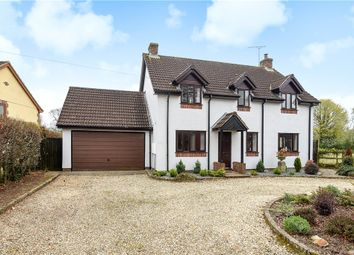 Thumbnail 4 bedroom detached house for sale in Tatworth Street, Tatworth, Chard, Somerset