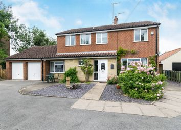 Thumbnail 4 bed detached house for sale in High Street, Willingham By Stow, Gainsborough