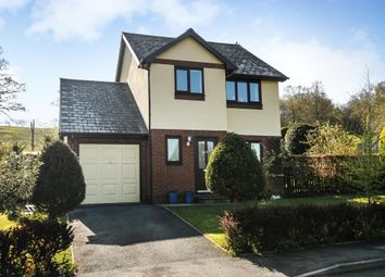 Thumbnail 3 bed detached house to rent in Gorse Farm Estate, Llandrindod Wells