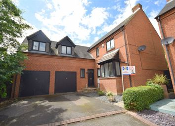 Thumbnail 5 bedroom detached house for sale in High Street, Roade, Northampton