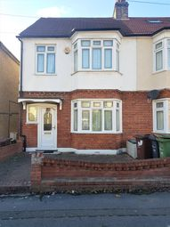 Thumbnail 3 bed end terrace house to rent in Tenby Road, Romford
