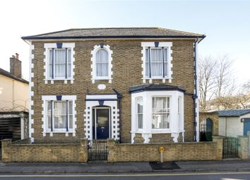 Thumbnail 4 bed detached house for sale in Bellevue Road, Kingston Upon Thames