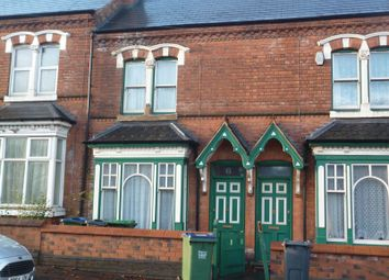 Thumbnail 2 bedroom terraced house to rent in Bearwood Road, Bearwood, Smethwick