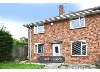 Thumbnail 5 bed semi-detached house to rent in Fowell Close, Norwich