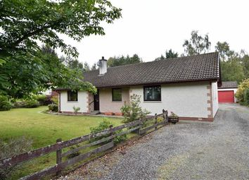 Thumbnail 4 bed detached bungalow for sale in Muir Of Ord