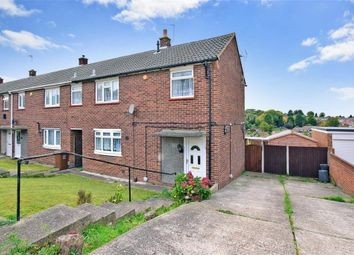 Thumbnail 3 bed end terrace house for sale in King George Road, Walderslade, Chatham, Kent