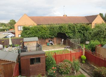 Thumbnail 2 bed maisonette for sale in Dryden Close, Hainault
