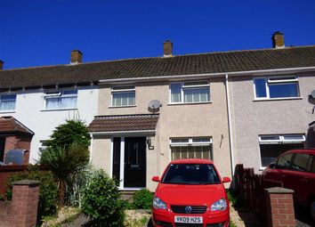 Thumbnail 3 bed terraced house for sale in Aust Crescent, Bulwark, Chepstow