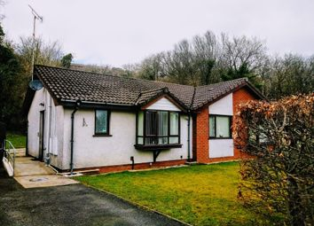 Thumbnail 1 bed bungalow to rent in Highland Gardens, Skewen, Neath